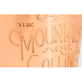 United By Blue Mountains Are Calling Gobelet Cuivre, copper